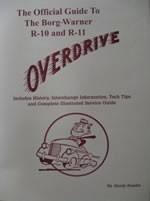 L-1003: Borg Warner Overdrive Transmission Book
