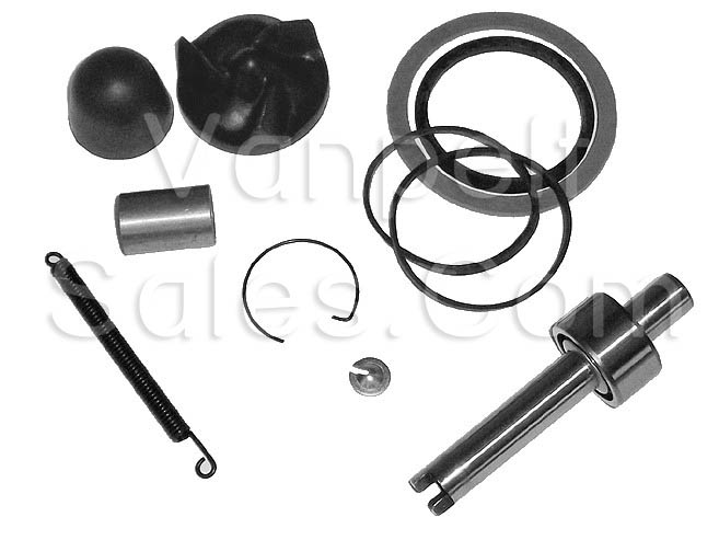 52-8591-C Rebuild Kit (does one water pump) - includes gasket