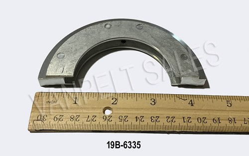 19B-6336 Rear Main Seal Retainer - Lower