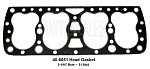 40-6051 Head Gasket - 21 stud - Regular