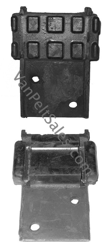 8A-6068 Steel and Rubber Trans Mount