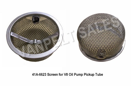 41T-6623 Screen for Oil Pump Pickup Tube