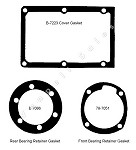 91A-7153:  Gasket Set (3 pc set) for top loader (32-52)
