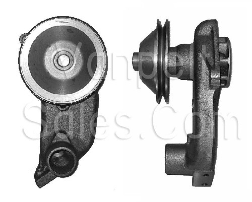 EAB-8501SPR Pair of New Water Pumps (1950-53 V8 Ford Passenger V8)