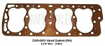 EAB-6051-C Head Gasket - RH (1949-53) - Copper - 3.1875
