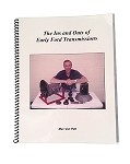 L-1001 The Ins and Outs of Early Ford Transmissions Book