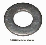 Hardened Steel Washer Set