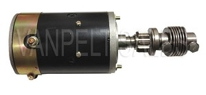 New Starter with Ford type bendix drive - 6 Volt
