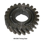48-6306 Crankshaft Timing Gear (22 tooth)
