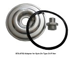 B7A-6882 Oil Filter Adapter for Spin On Type Filter