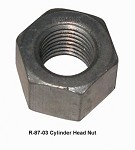 R87-02S Set of 42 Cylinder Head Nuts for 21 Stud V8